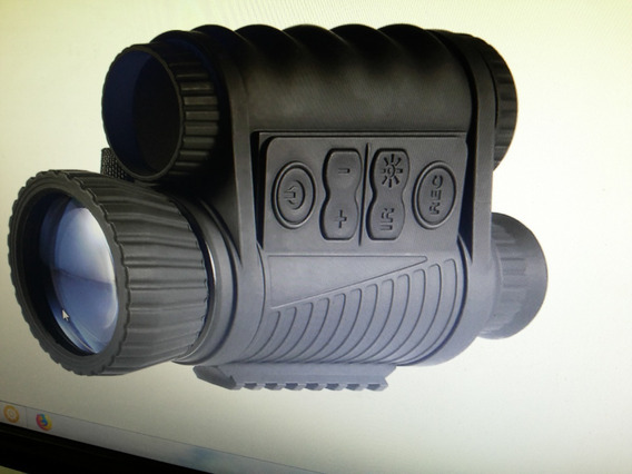 Monóculo Filmadora Profissional Visão Noturna Tonshoo Wg-650