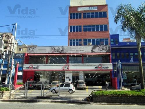 Imagem 1 de 15 de Salas Comercial Para Locação Em Centro  -  Osasco - 21677