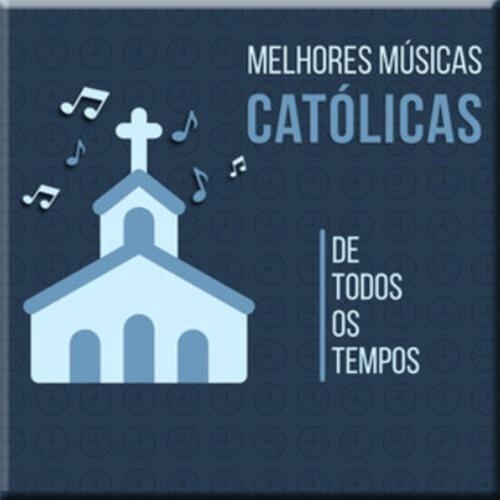 Receba Hoje 1700 Musicas Católicas Mp3 Coletânea Exclusiva