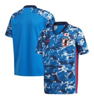 Camisa Seleçao Japao Azul ( 2020) Novas Pronta Entrega
