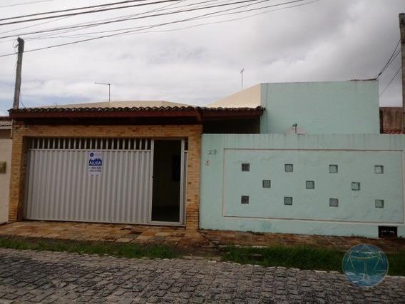 Casa Residencial Em Nova Parnamirim - L-4632