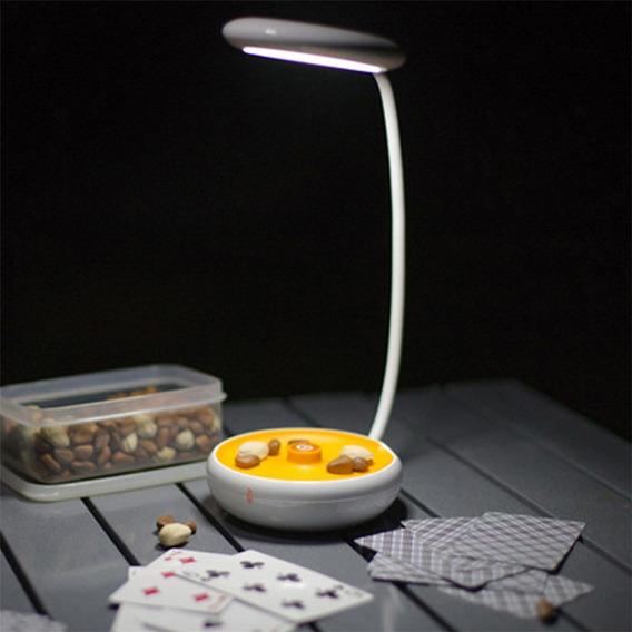 Luminária Yoyo Led De Mesa Multifunção Design