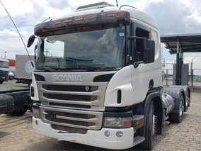 Scania 124 P360 6x2 2012 / Financiamos