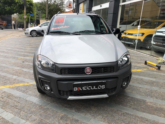 Fiat Strada Working Cd 1.4 Flex 3p