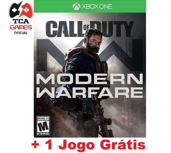 Call Of Duty Modern Warfare Xbox One Mídia Digial