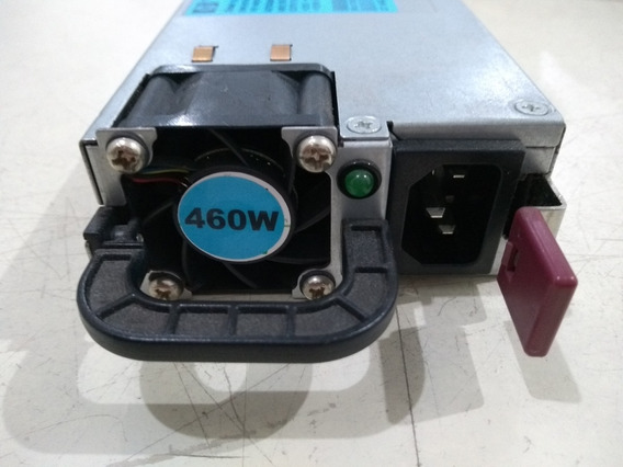 Fonte Hp Dps - 460 Eb A - ( Proliant Dl 320 E Gen8)