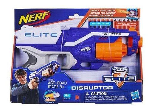 Lançador Nerf Elite Disruptor Hasbro E0392 13032