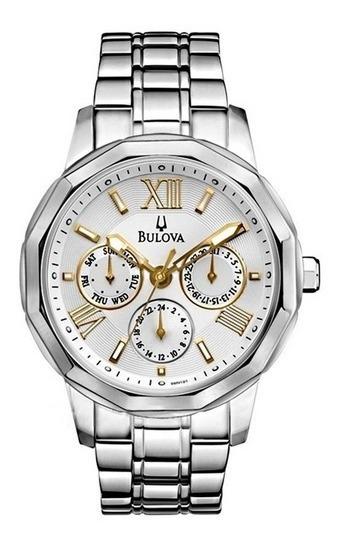 Relógio Luxo Bulova 96n103 Women