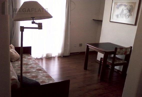 03049 - Flat 1 Dorm, Bela Vista - São Paulo/sp - 3049