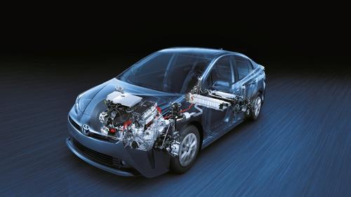 Toyota Prius Hybrido 1,8l Febrero