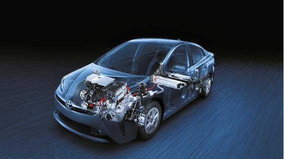 Toyota Prius Hybrido 1,8l