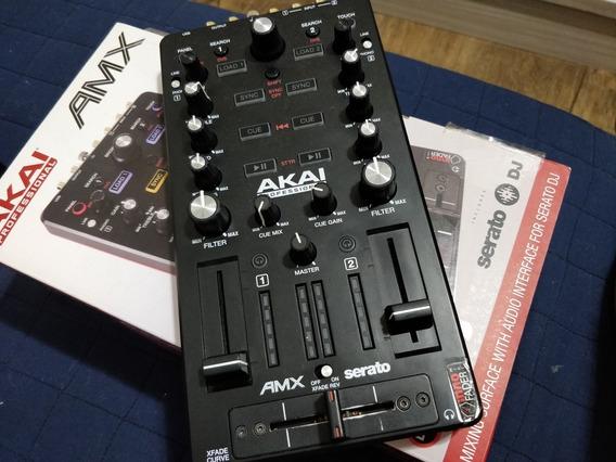 Mixer Akai Amx Serato