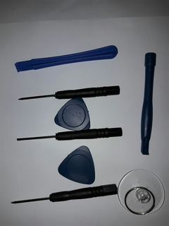 Kit Ferramentas Chaves Fendas P/abrir Moto G1 G2 G3 E1 E2