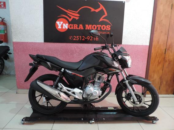 Honda Cg 160 Fan 0 Km 2019 Zera