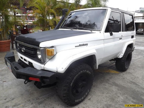 Toyota Macho Land Cruiser