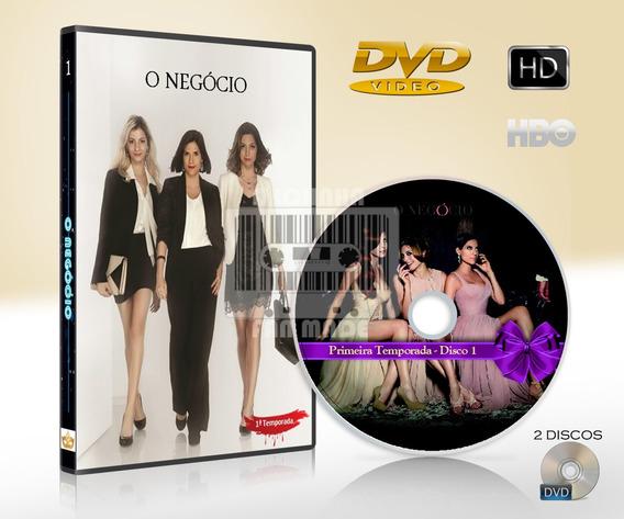 Dvd O Negócio, 1ª Temporada