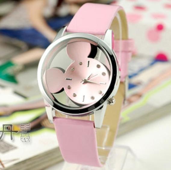 Relógio De Pulso Feminino Barato + Brinde + Bateria Extra