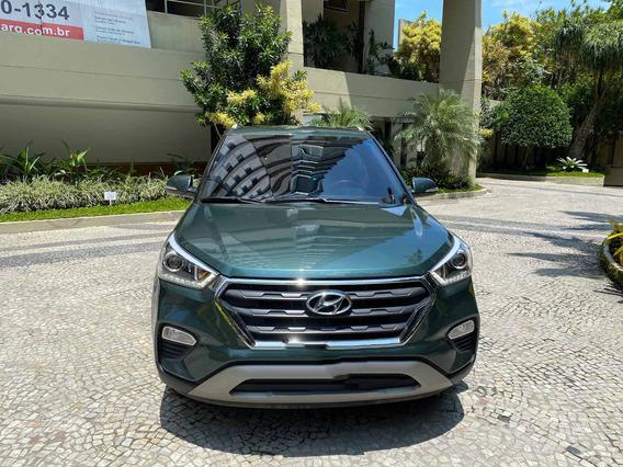 Hyundai Creta 2.0 Prestige Flex Aut. 5p 2017 + Acessórios