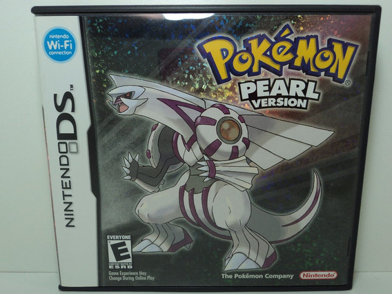Pokemon Pearl Version - Ds / Dsi / 3ds - Ótimo Estado!!!