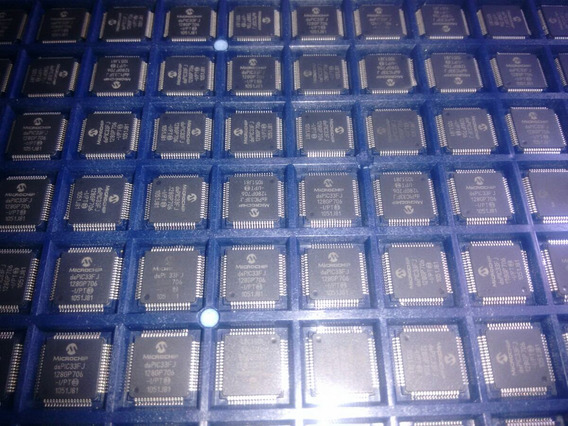 1pcs Ci Processador Dspic33fj128gp706-i/pt