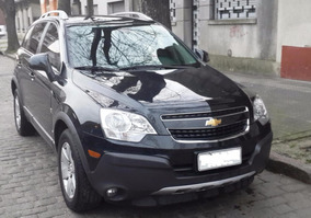 Chevrolet Captiva 2,4 Soprt, Cuero, Multimedia,extra Full