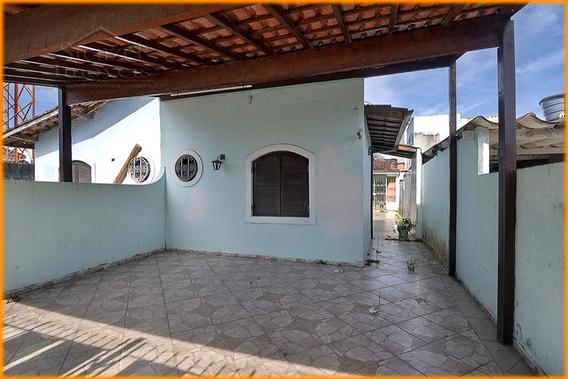 Casa Térrea Com 2 Dormitórios (1 Suíte) A Venda No Centro De Bertioga - Ca00077 - 34004035