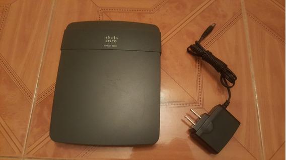 Router Cisco Linksys E900 Wireless N 300 Mbps (poco Uso)