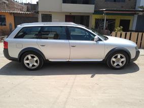 Audi Allroad Stat Wagon