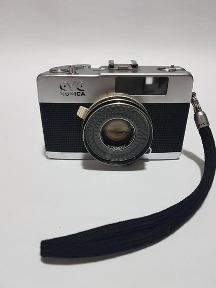 Konica Eye - Câmera Analógica Half Frame