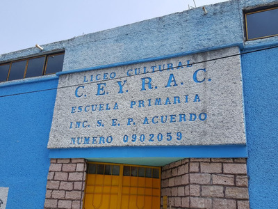 Inmueble Escuela Primaria, Computo, Idiomas, Gimnasio, Baile