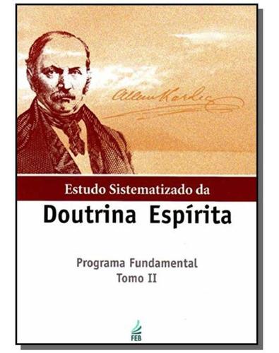 Kit Estudo Sistematizado Da Doutrina Espirita 3 Volumes