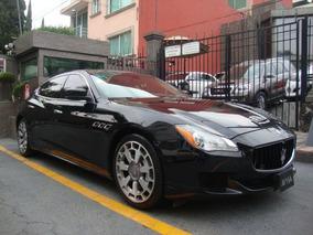 Maserati Quattroporte Gts 2014 V8 Biturbo Linea Nueva
