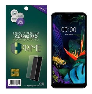 Película Hprime LG K12 Prime K12 Max K50 Q60 Curves Pro