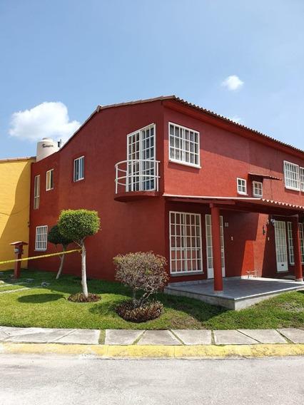 Venta De Casa Ideal Para Fines De Semana En Morelos