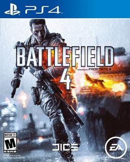 Battlefield 4 Ps4 Físico Original Sellado