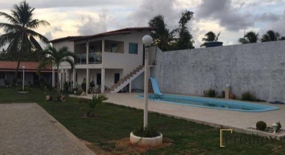 Chácara Residencial À Venda, Mosqueiro, Aracaju. - Ch0007