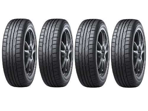 Kit 4 Dunlop Direzza Dz102 205/55 R15 88v Cuotas