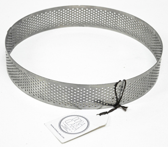 Cintura Perforada Molde Redondo 20cm Doña Clara