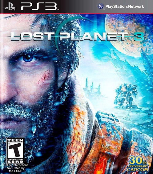 Lost Planet 3 Ps3 Miia Fisica