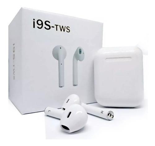 Audifonos Bluetooth 5.0 Tws I9s  Música Deporte 4 Horas
