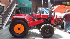 Tractor Agrícola Nuevo Con Toma De Fuerza