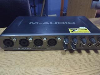 Placa De Audio M-audio