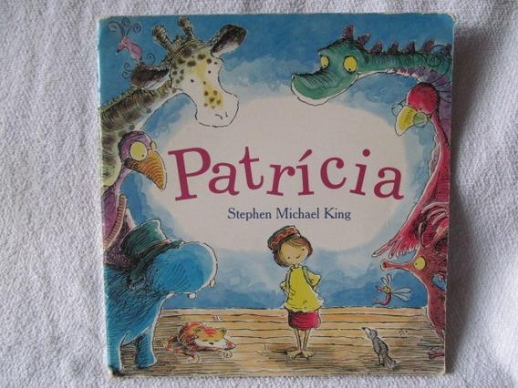 Livro Patricia 25x24 Brochura Arte Som