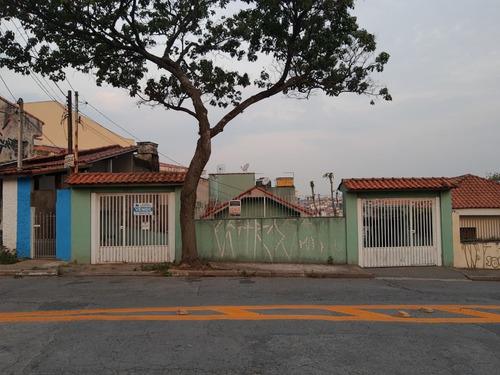 Terreno Lote À Venda Em São Paulo/sp - 1083