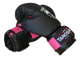 Luva De Boxe Cx Tanoshi Pink - Preço De Fábrica