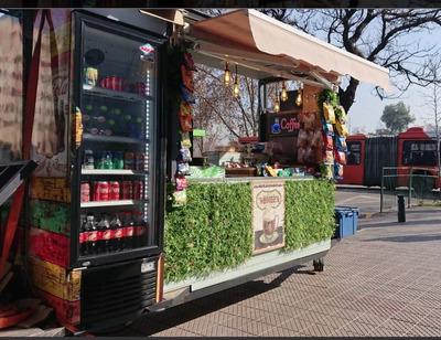 Arriendo Food Truck - Carro De Comida - Diario Y Mensual