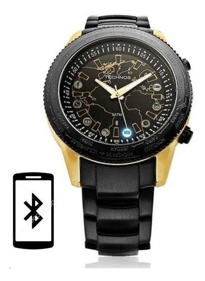 Relógio Technos Masculino Connect 753aa/4p Sem Detalhes Bsb