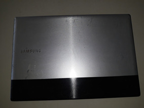 Carcaça Notebook Samsung Rv411 Rv415 Base Tampa Moldura