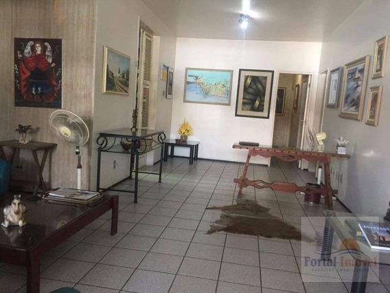 Casa À Venda, 290 M² Por R$ 945.000,00 - Dionisio Torres - Fortaleza/ce - Ca0097