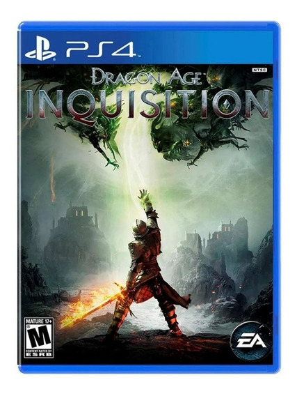 Ps4 Game Dragon Age Inquisition - Seminovo